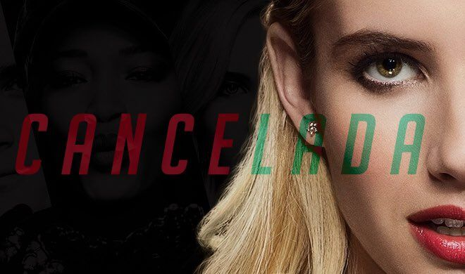 Scream Queens é cancelada