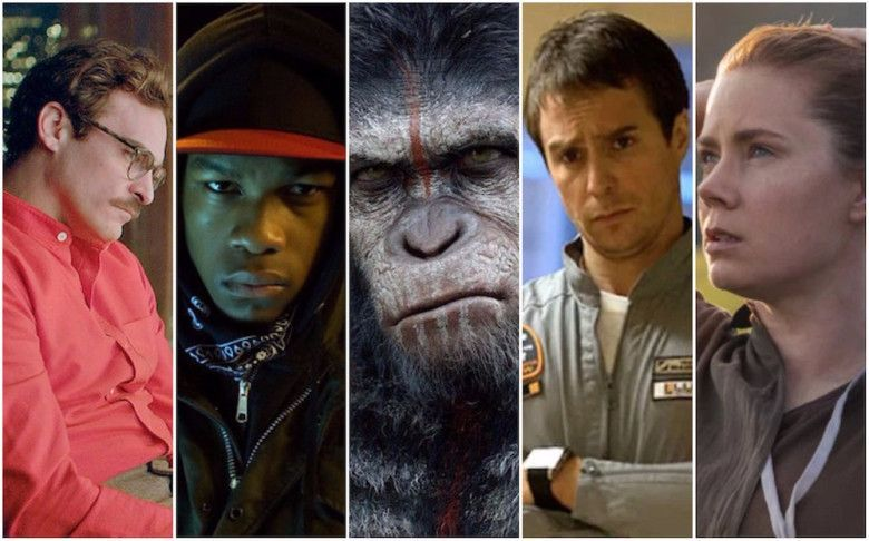 Melhores Filmes de Ficção Científica