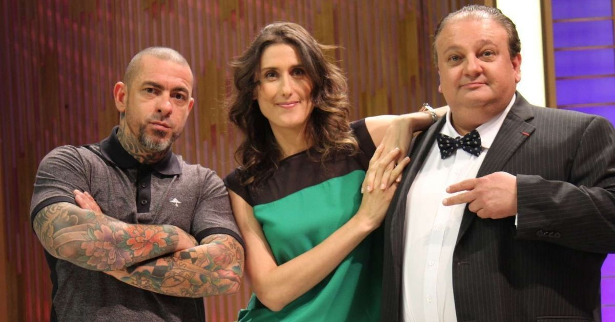 jurados do masterchef
