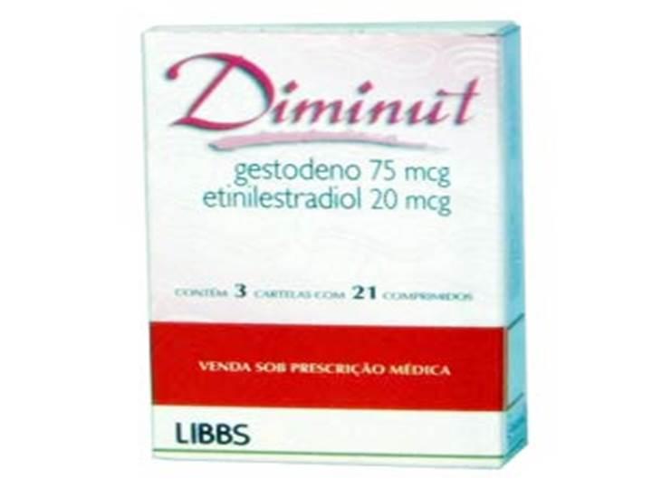 anticoncepcional diminut