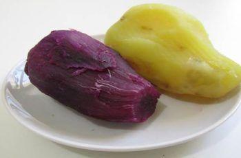 batata doces