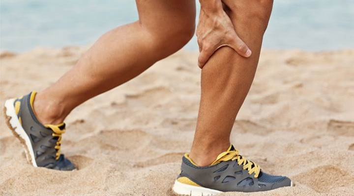caimbra perna