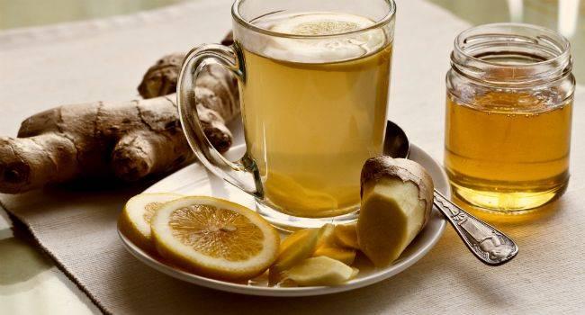Como fazer chá de gengibre